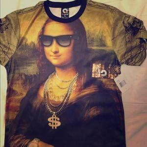 Akademic NWT shirt sz L